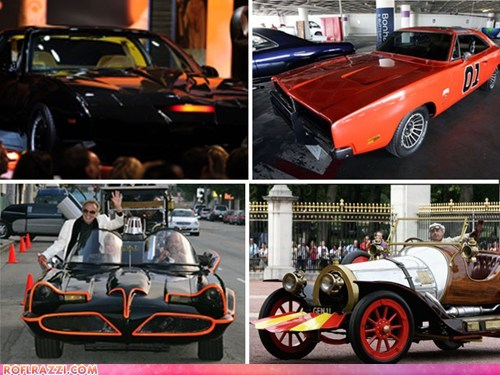 Holy Sticker Shock, Batman! 9 Movie and TV Cars That Were Sold For Big Bucks