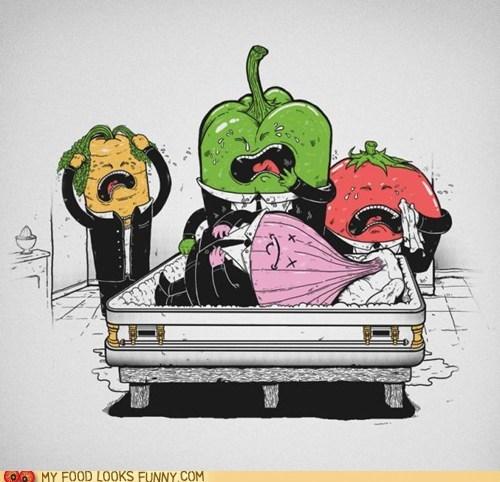 cry,cut,dead,funeral,onion,veggies
