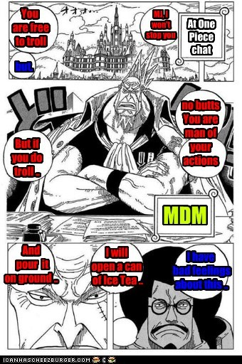 At One  Piece  chat