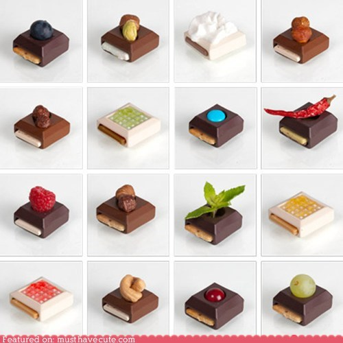 Epicute: Build Your Own Chocolates