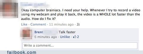 helpful,speed,technology,webcam
