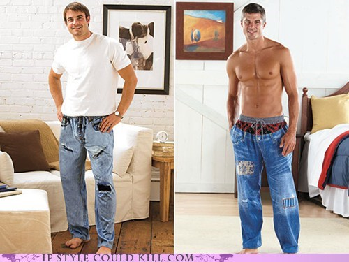cool accessories,jeans,pajamas