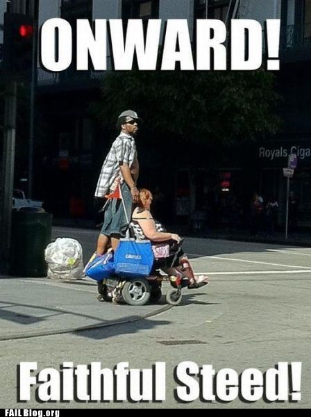 Segway Upgrade FAIL