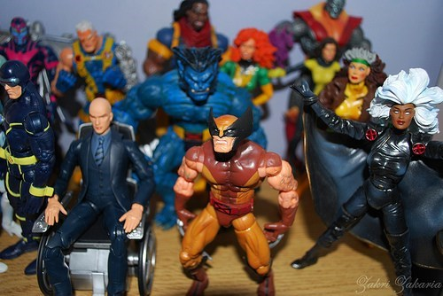 Non-Human Marvel Action Figures of the Day