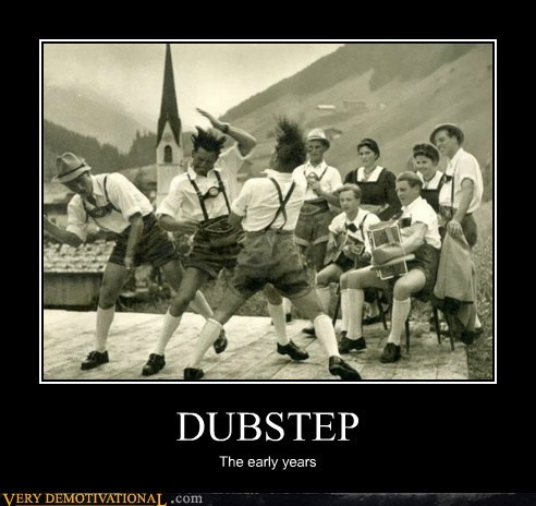 dancing,dubstep,germans,hilarious