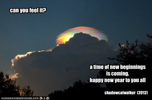 2012  it's coming
