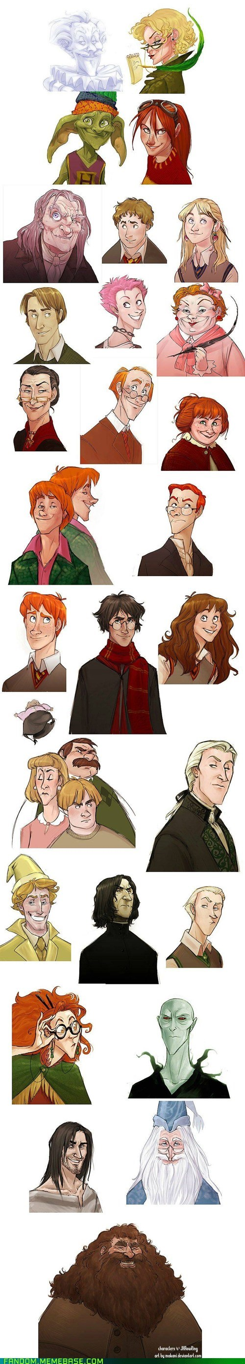Harry Potter and the Animated Series