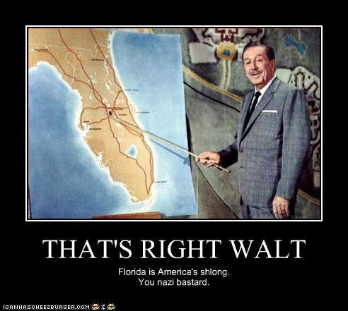 THAT'S RIGHT WALT