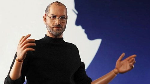 Steve Jobs Action Figure of the Day