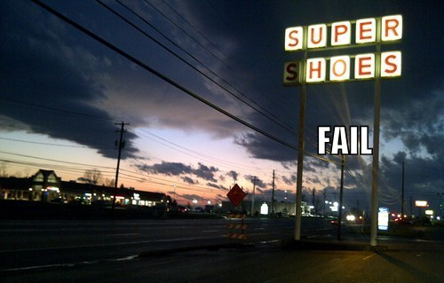 FAIL Nation: One Heel of a Good Time FAIL
