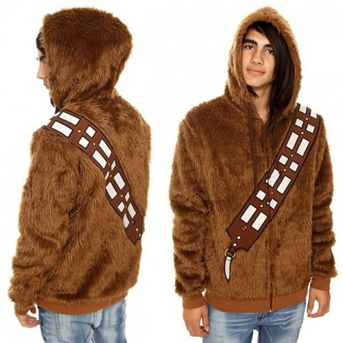 Chewbacca Hoodie of the Day