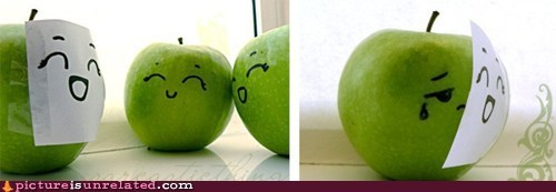 Go Cry Apple Kid