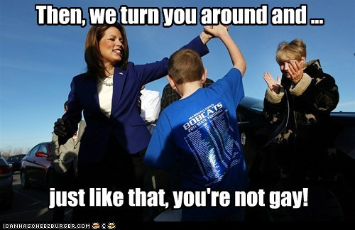 gay,Michele Bachmann,political pictures