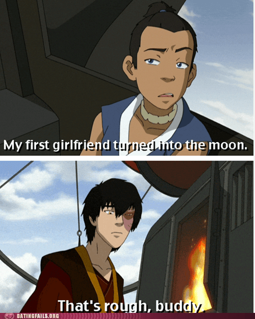 Anime Relationships Are Tough