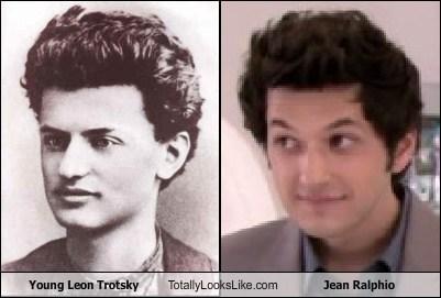 Young Leon Trotsky Totally Looks Like Jean Ralphio