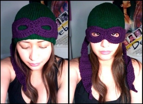Teenage Mutant Ninja Turtles Beanies of the Day
