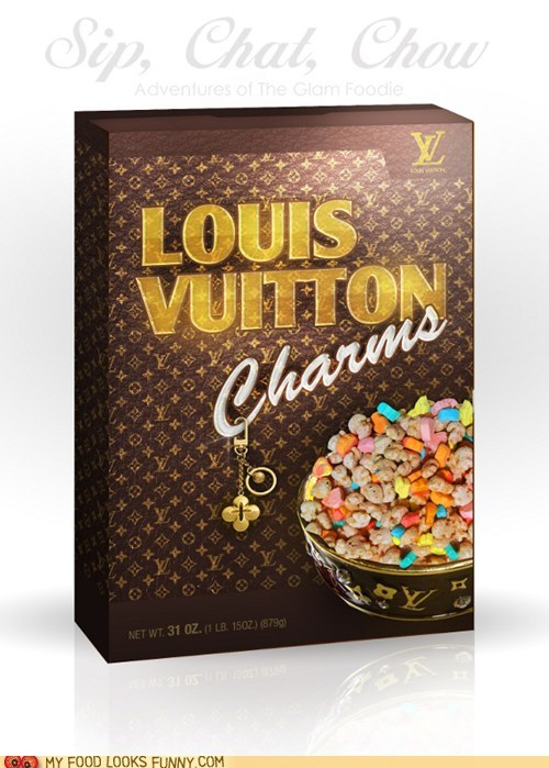 Fanciest Cereal Ever