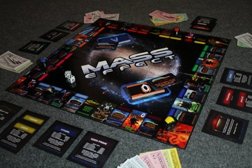 Mass Effect Monopoly Set of the Day