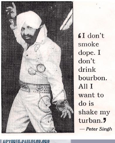 High On Turban