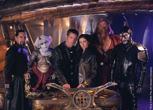 Farscape Creator's New Series of the Day