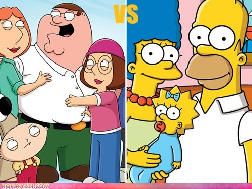 around the interwebs,family guy,the fw,the simpsons