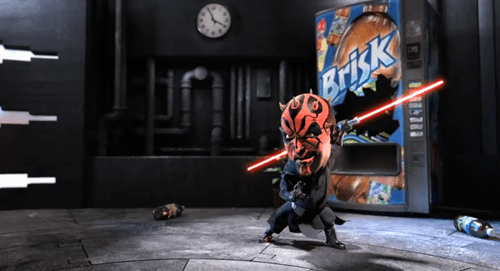 Star Wars Commercials of the Day