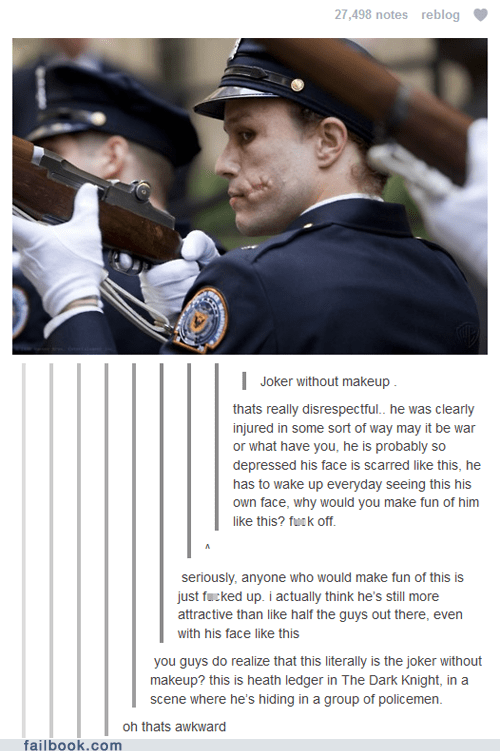 People on Tumblr are Retarded
