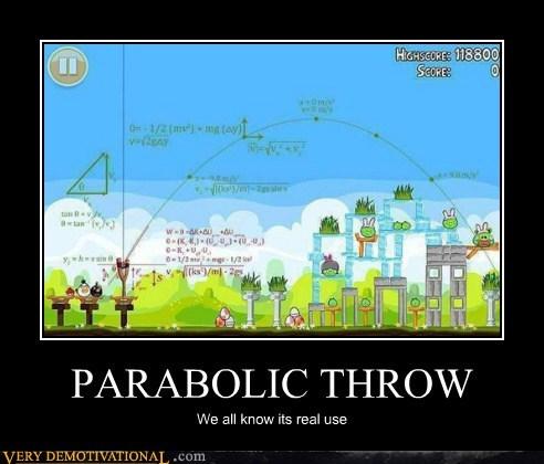 PARABOLIC THROW