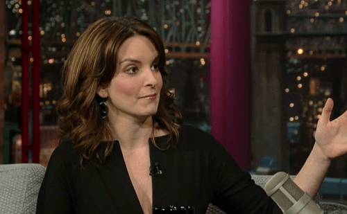 It's Tina Fey's Fault of the Day