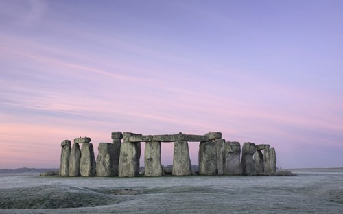 Wallpaper of the Day: Stonehenge