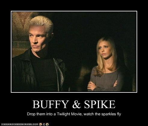 Buffy,Buffy the Vampire Slayer,james marsters,Sarah Michelle Gellar,sparkles,spike