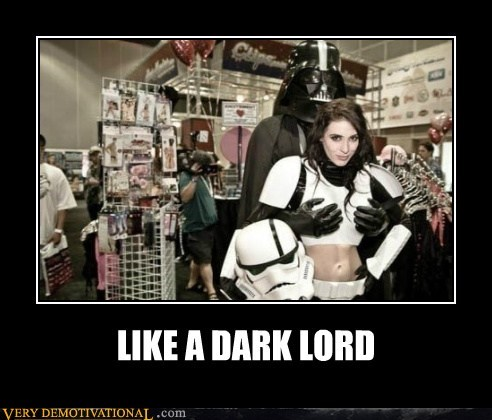 LIKE A DARK LORD