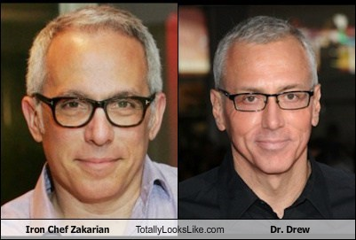 dr drew,funny,iron chef,TLL,zakarian
