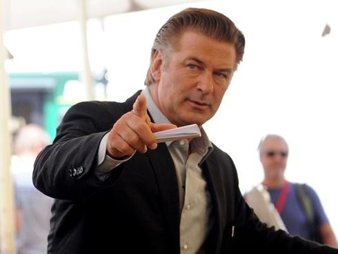 Alec Baldwin Returns to Twitter of the Day