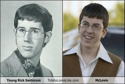 funny,mclovin,Rick Santorum,TLL