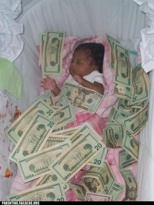 Make it Rain on that Child