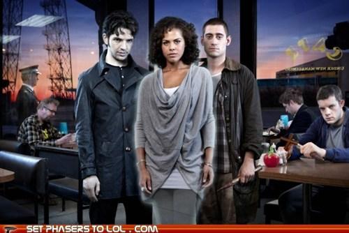 bbc,being human,British,casting,ghost,new,news,vampires,werewolf