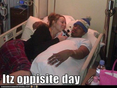 Itz oppisite day