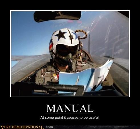 hilarious,manual,pilot,plane