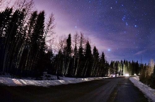 Lost in the Stars, Bragg Creek, Alberta, Canada
