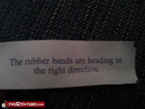 Fortune Cookie Friday!