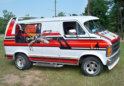Star Wars Van of the Day