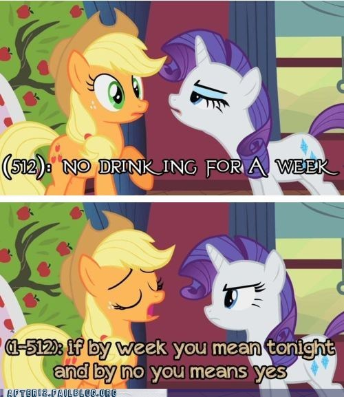 Party Time In Ponyville