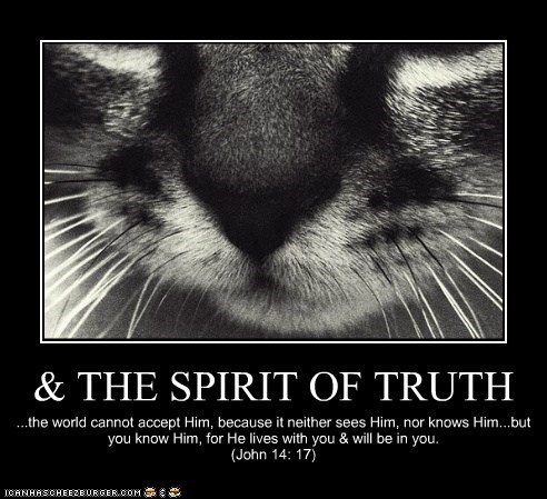 & THE SPIRIT OF TRUTH