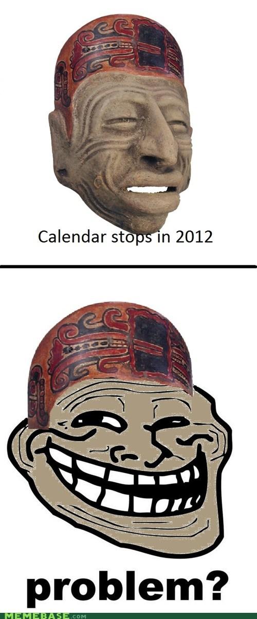 Mayan Trollface