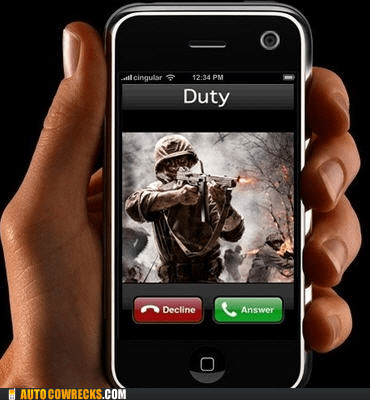 Call of Duty: When Duty Calls