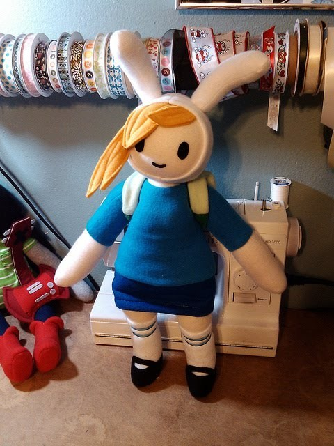 Adventure Time Plush of the Day