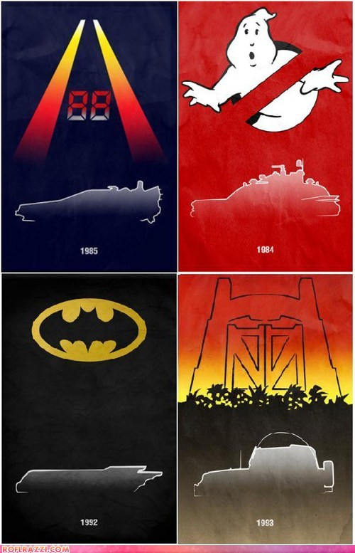 art,back to the future,batman,cool,funny,Ghostbusters,jurassic park,Movie