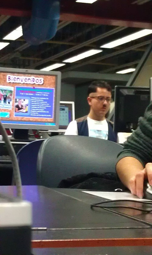 Hipster Hitler IRL of the Day