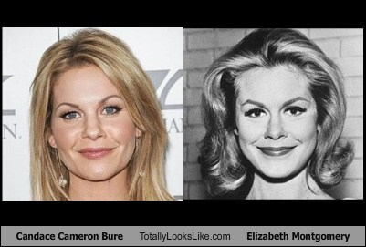 candace cameron bure,elizabeth montgomery,funny,Hall of Fame,TLL